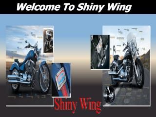 Welcome to Shiny Wing