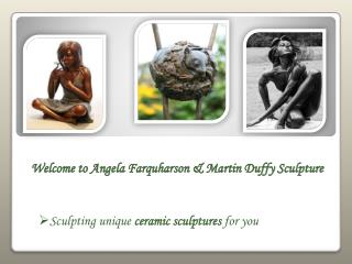 Angela Farquharson & Martin Duffy