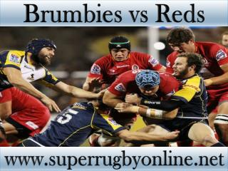 watch Brumbies vs Reds stream live online