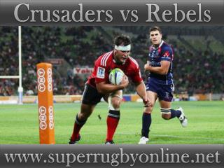 watch Crusaders vs Rebels live
