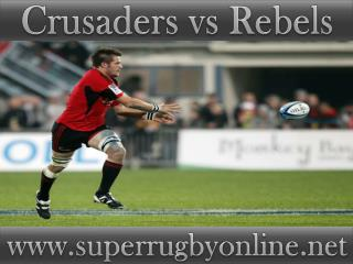 see Crusaders vs Rebels online