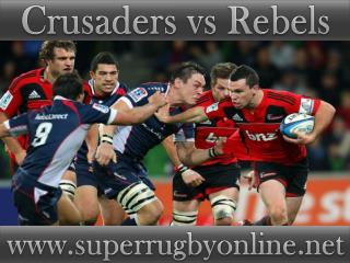 watch Super rugby Crusaders vs Rebels live online