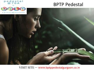 BPTP Pedestal - Call 09891856789 Sector 70A, Gurgaon