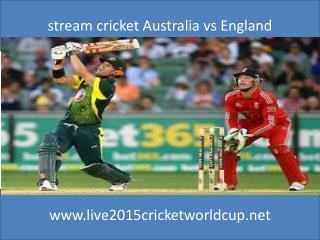 watch Australia vs England in mcg 14 feb
