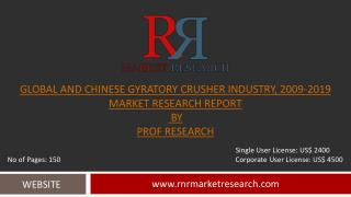 Gyratory Crusher Market Global and China Industry Analysis,