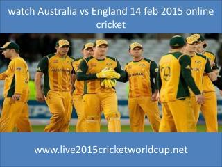 live cricket Australia vs England online