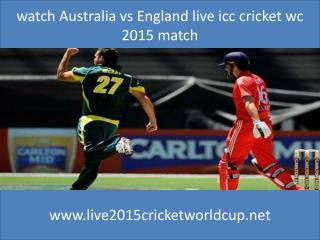 where can I watch Australia vs England online stream on mac