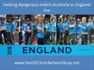 watch Australia vs England live coverag