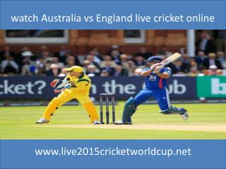 live Australia vs England stream cricket 14 feb