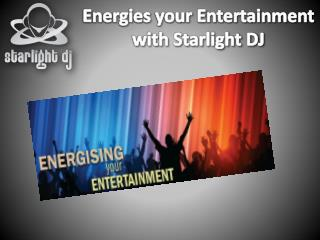 Hire Wedding DJ Melbourne & Energise Your Entertainment