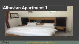 Albustan Apartment 1 Al Ahsa Saudi Arabia Hotels