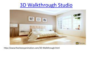 3D Walkthrough Company