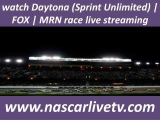nascar Daytona online