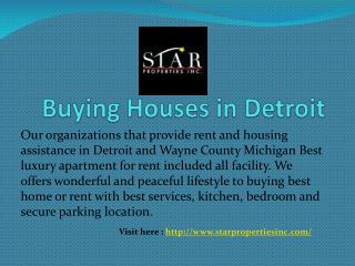 Cheap Houses for Sale in Detroit