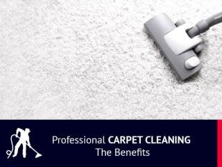 Benefits of Professional Carpet Cleaners in Cheltenham