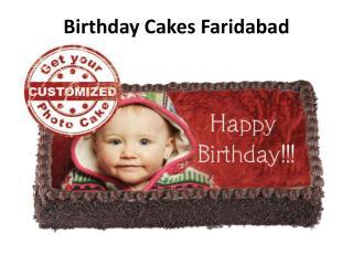 Birthday Cakes Faridabad