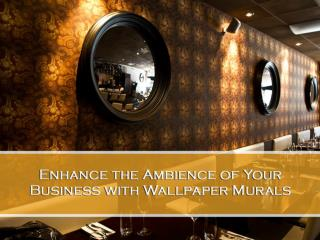 Exclusive Custom Wallpaper Murals in Vancouver