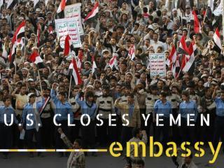 U.S. closes Yemen embassy