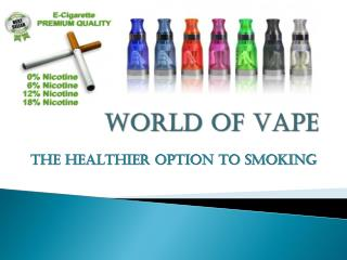 All that you should know about e cigarettes
