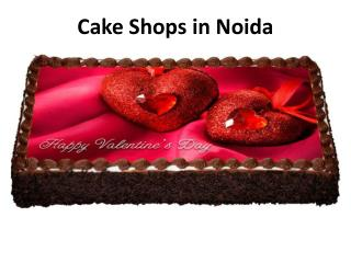 Cake Shops in Noida