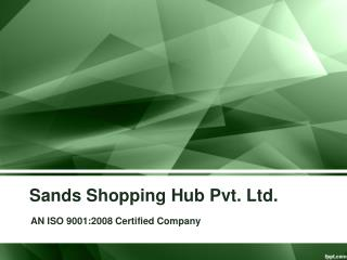 Sands Shopping Hub - Computers & Accessories