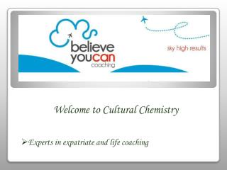 Life Coaching Services in Australia - Cultural Chemistry