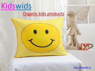 organic kids products