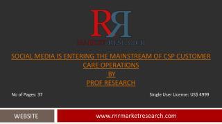 Social Media Strategy Report (Facebook, Twitter)