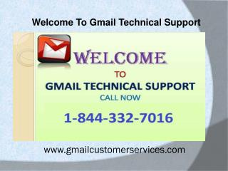 Gmail Technical Support 1-844-332-7016 for recovers your Gma