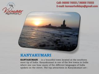 8 REASONS TO VISIT KANYAKUMARI