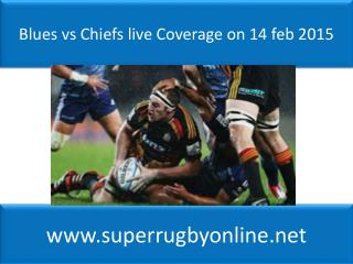 (Blues vs Chiefs Live Stream 2015)Watch Online~![720HD]