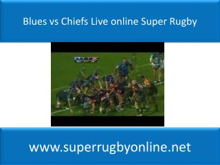 Watch Blues vs Chiefs Live Stream 2015 Online