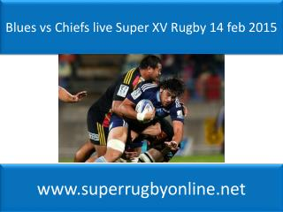 how to watch Blues vs Chiefs live Super rugby