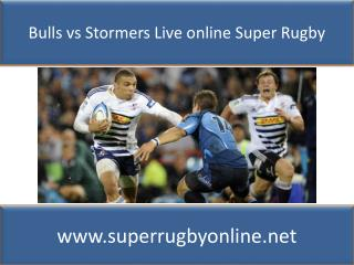 Watch Bulls vs Stormers Live Stream 2015 Online