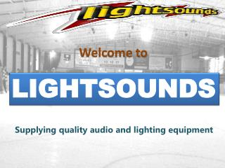 Sound System Hire