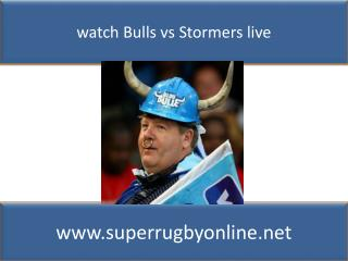 Preview & Streaming ] Bulls vs Stormers Live online