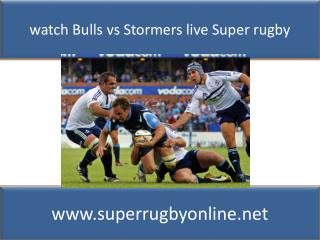 watch Bulls vs Stormers online stream