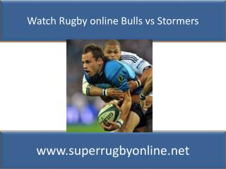 Bulls vs Stormers Sky Sports 1 HD live 14 feb 2015