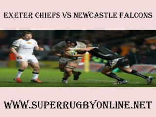 live Chiefs vs Newcastle Falcons on ios android