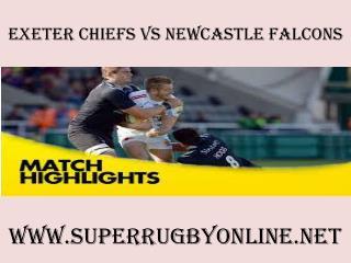 watch Chiefs vs Newcastle Falcons live stream online