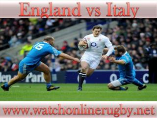watch England vs Italy live stream