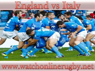 watch England vs Italy online stream
