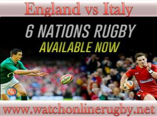 watch Italy vs England online
