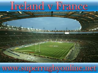 live Ireland vs France on ios android