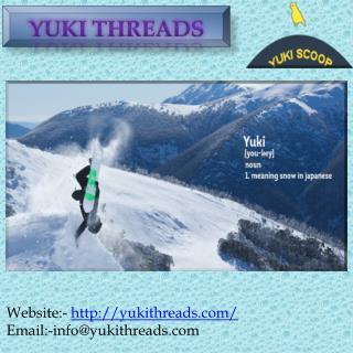 yuki threads hoodies