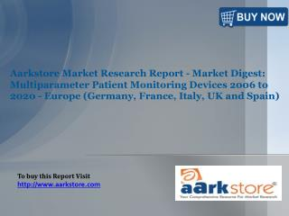 Aarkstore Market Research Report - Market Digest Multiparame