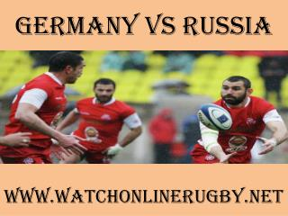watch Germany vs Russia live rugby match