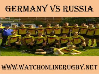 Live here >>>>> ((Germany vs Russia)) Rugby online live