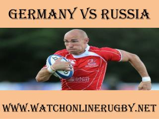 live Germany vs Russia stream online