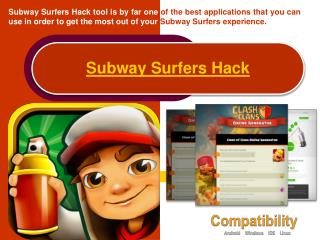 Subway Surfers Hack